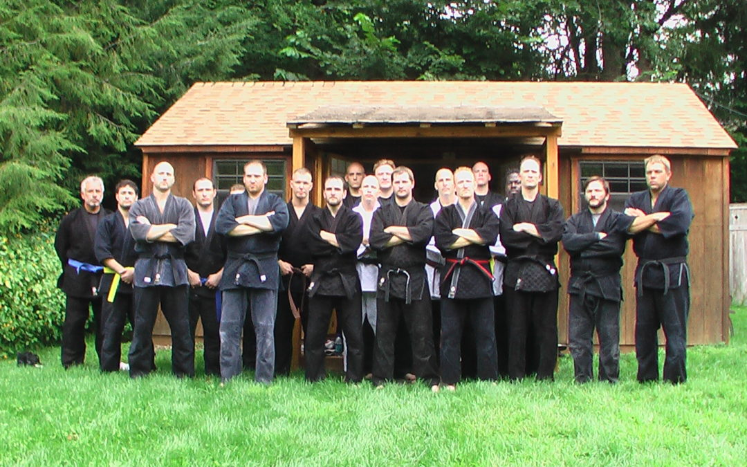 Jujitsu Master Podcast – Episode 5 – The Honbu Dojo