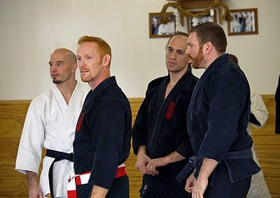 Shihan and Instructors