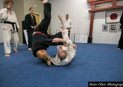 Shihan Kunzman throw