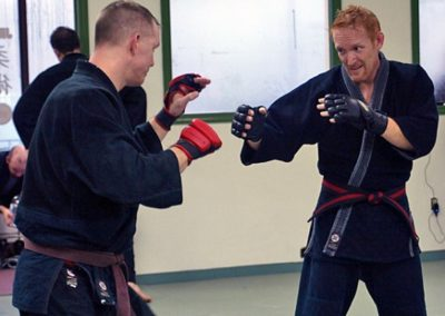 Chris and Shihan