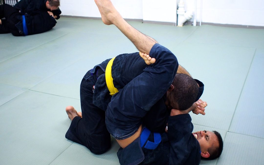 Jujitsu Master Podcast – Episode 11 – Does Winning in Competition Reflect Self Defense Ability?