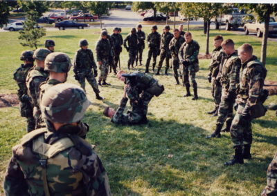 Army Training 1990