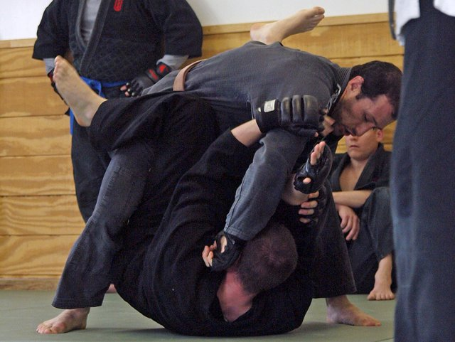 Jujitsu Master Podcast – Episode 6 – Striking & Grappling