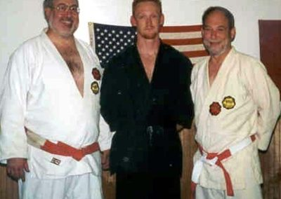 Shihan with Shihans Ustie and Kunzman