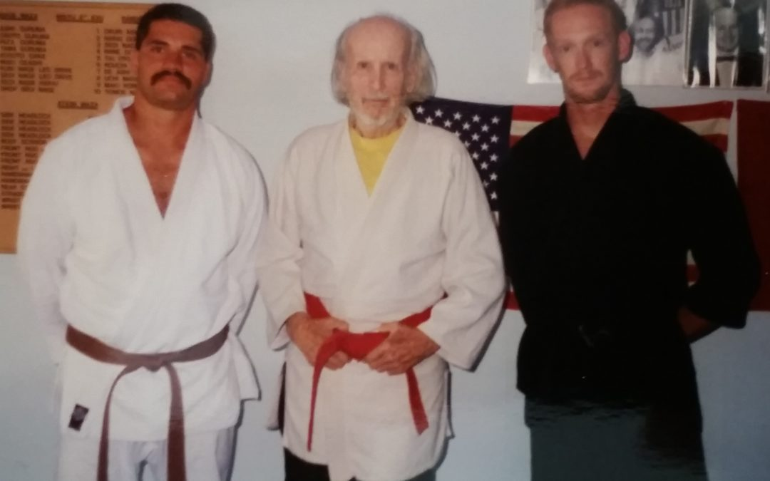 Jujitsu Master Podcast – Episode 15 – Recollections of Duke Moore